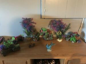 Aquarium Supplies and Decorations