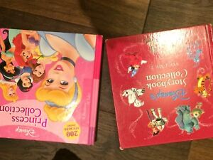 Disney books-Princess Trilogy/Collection & Storybook Collection