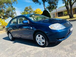 2002 TOYOTA COROLLA CONQUEST MANUAL ONLY 84,000KM LONG REGO Camden Camden Area Preview