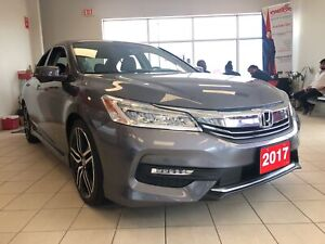 2017 Honda Accord Touring, excellent service history