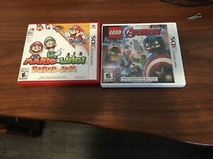 selling 2 3ds games