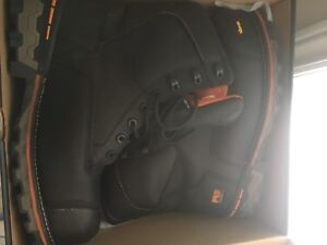 Timberland Pro Boondock 8 inch safety shoes size 12