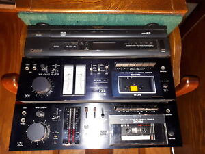 Cassette and cd player