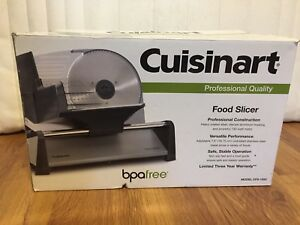 Cuisinart Food Slicer