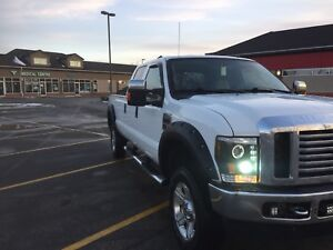 Ford F-350 6.4 lariat trade for boat
