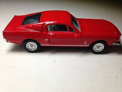 VINTAGE SERIES #19...1968 FORD SHELBY G-500 MUSTANG 1/43 SCALE  BY ERTL