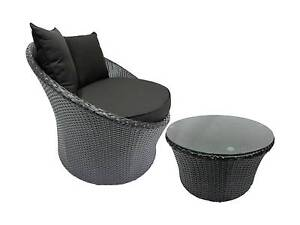 Wicker Outdoor Chair -  Normal RRP $495 Knoxfield Knox Area Preview