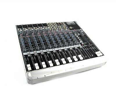 Mackie 1402-VLZ3 Premium 14-Channel Mic Line Audio Compact Mixer Analog Console Analog Compact Console