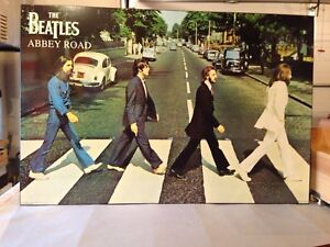 Beatles picture abbey road