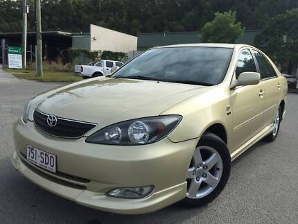 04 TOYOTA CAMRY SPORTIVO FULL SERVICE HIST RWC CLEAR TITLE CLEAN! Molendinar Gold Coast City Preview