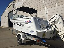 QUINTREX 490 ESCAPE RUNABOUT 2013 Avondale Heights Moonee Valley Preview