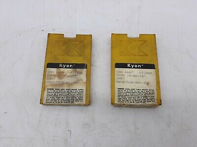 Kyon Cng 644t Cngn19-06-16t Carbide Inserts Lots 10