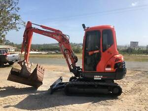 Excavator Kubot Kx91-3 Super Series 2 Glanmire Gympie Area Preview