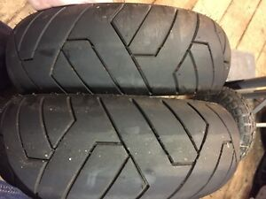 Honda grom/scooter tires