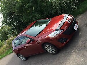 2010 Mazda 3 hatchback 5speed