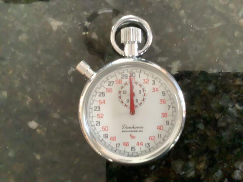 Dunhaven stopwatch