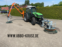 Plasterreinigung Wegereinigung Wildkrautbürste Pflasterreinigung Niedersachsen - Bad Zwischenahn Vorschau