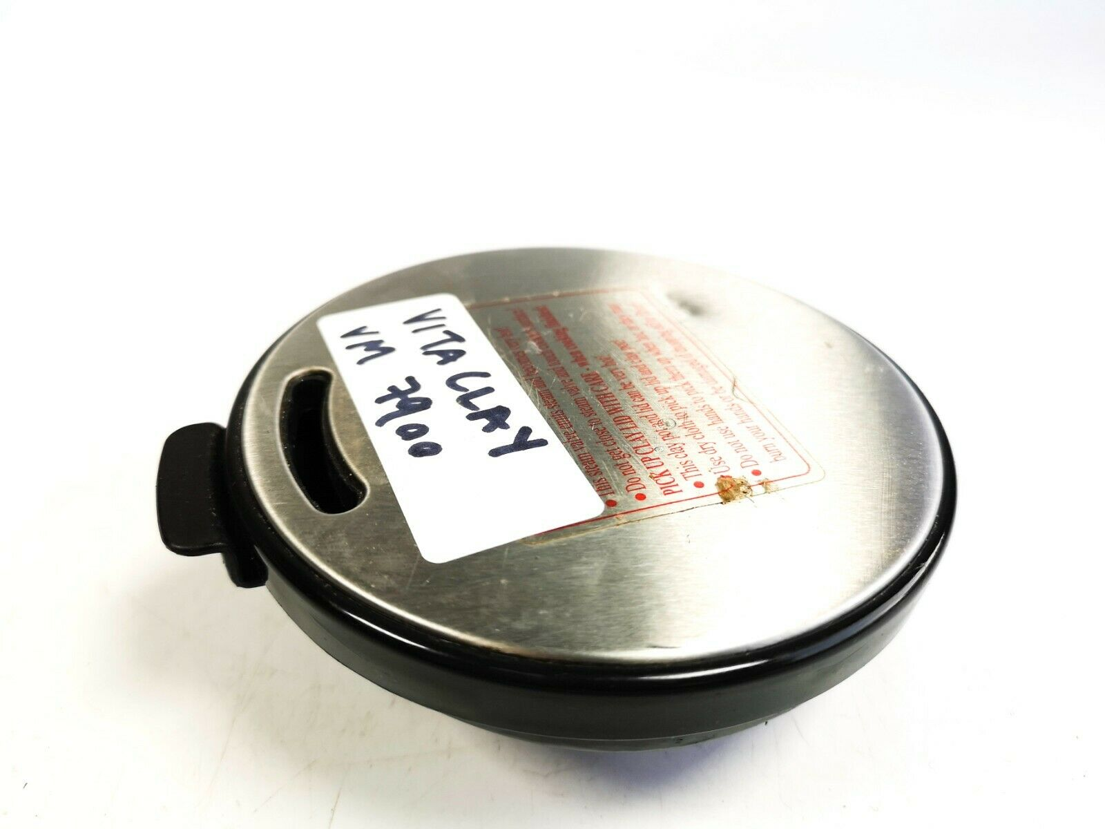 VitaClay Chef 8-Qt Slow Cooker Steam Cap - Fits VM7900 Only