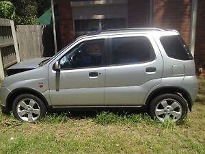Wrecking Toyota Cruze 4wd Frankston Frankston Area Preview