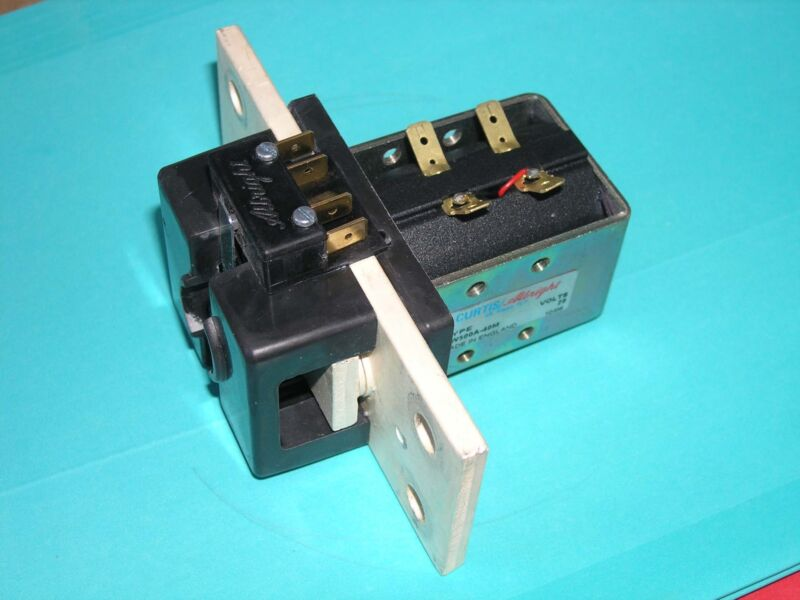 Curtis Albright SW500A-40M  Contactor  28Volts