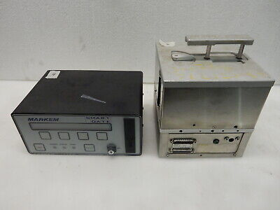 Markem Imaje Smart Date 2 Continuous Print Head Control Box And Cables
