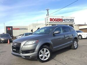 2012 Audi Q7 TDI - 7 PASS - LEATHER - PANORAMIC ROOF