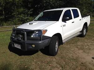 2007 Toyota Hilux Dual Cab Ute Brisbane City Brisbane North West Preview