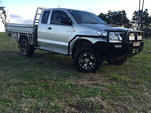Toyota hilux Dangarsleigh Armidale City Preview