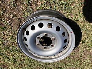 Hilux SR 17x6 inch Toyota Genuine SR steel wheel Rim******2015