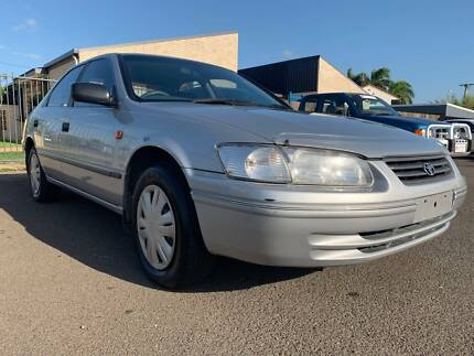 2001 Toyota Camry Svensson Heights Bundaberg City Preview