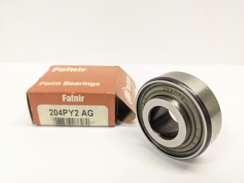 TIMKEN/FAFNIR 204PY2 AG Roller Bearing Both Sides Steel Seal-New
