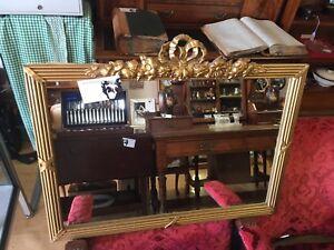 1930-40 mantle mirror