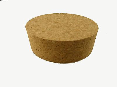 Large Tapered Cork Bung Stopper Bottle Jar size 25N
