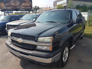 2006 Chevrolet Avalanche LT