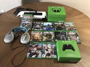 XBOX ONE GAMES & ACCESSORIES FOR SALE!