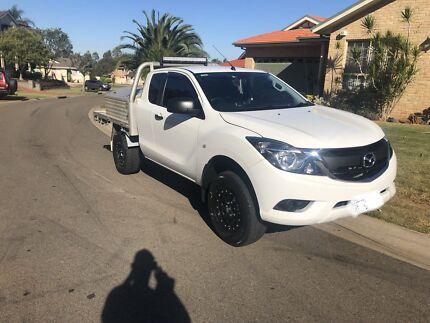 Mazda bt 50 cars vans utes gumtree australia ryde area mazda bt50 fandeluxe Image collections