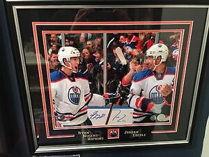 Nuge and Eberle dual signed 11x14