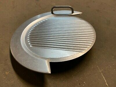Bizerba Se12 Commercial Meat Cheese Deli Slicer Blade Cover Only