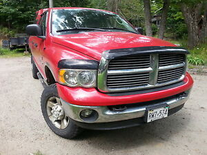 2004 Dodge Power Ram 2500 Laramie Pickup Truck Very Low Kms.