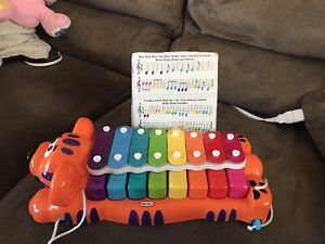 Little Tikes tiger xylophone