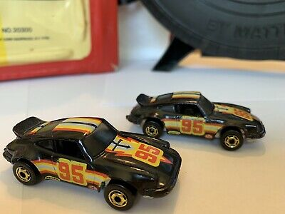 "Hot Wheels Gold Ones Porsche P-911 Lot Of 2 ""95"""