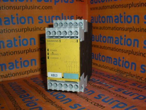 SIEMENS FURNAS ELECTRIC CO. 3TK2825-1BB40 24VDC SAFETY RELAY *QUANTITY!!