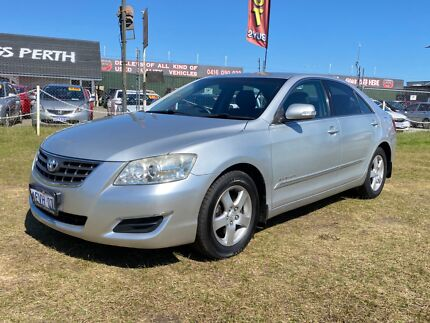 2008 TOYOTA AURION AT-X GSV40R 4D SEDAN 3.5L V6 6 SP AUTO SEQUENTIAL Kenwick Gosnells Area Preview