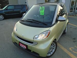 2009 SMART FORTWO FORTWO