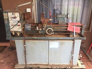 Metal Lathe Houghton Adelaide Hills Preview