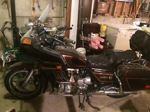 1100 Honda Goldwing