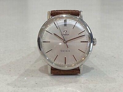 Omega  Genevè 1969 - Vintage Swiss Watch