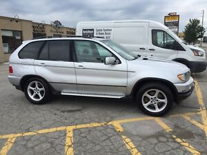 2001 BMW X5 (ONLY $3500!) Drives Beautiful!