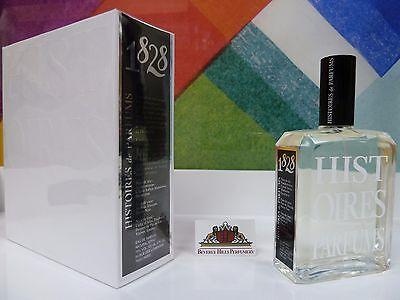 1828 BY HISTOIRES DE PARFUMS 4 OZ /120 ML EDP SPRAY SEALED