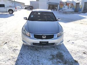 2009 HONDA ACCORD /safetied /112k km only